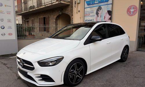 Mercedes-Benz b180 d