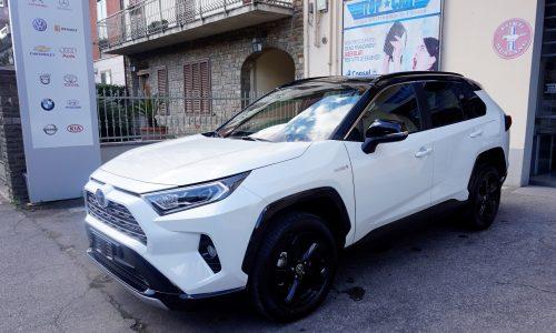 Toyota Rav 4 2.5 hv 2wd style